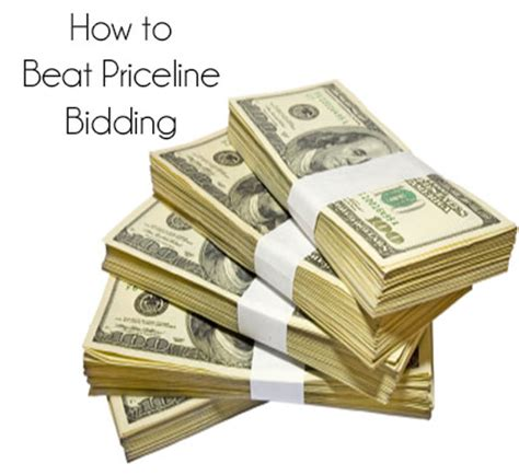 bid on airline tickets how to beat priceline bidding for cheap plane tickets