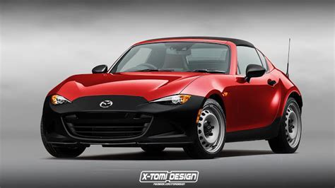 2017 Mazda MX 5 RF Can Bring Out Ultra Cheap Base Spec ? NSEAVoice