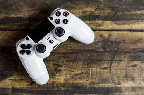 ps4 themes empty white ps4 controller free photo iso republic