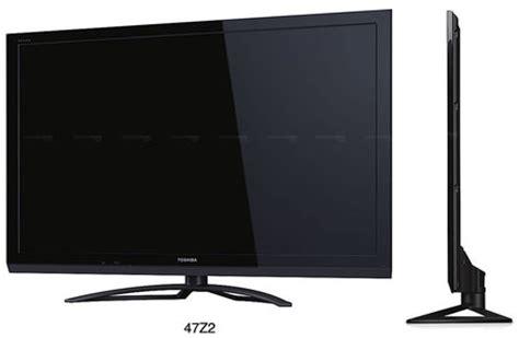 Tv Toshiba Cevo toshiba outs three regza z2 led backlight tvs with performance obsessed dual cevo engine