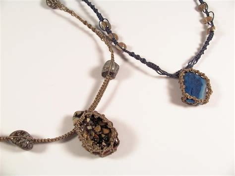 rock jewelry jewelry that rocks geode and rock necklaces