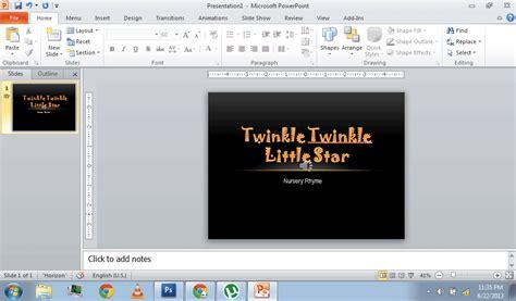tutorial karaoke powerpoint slideshow using html phpsourcecode net