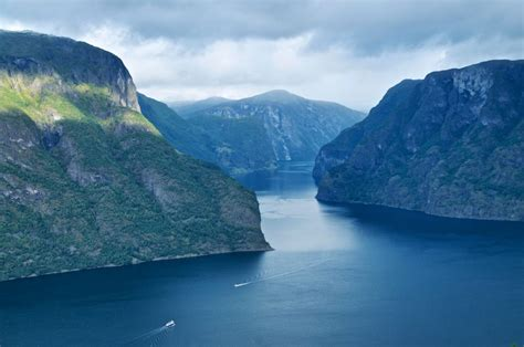 fjord glacier norwegian fjords western norway