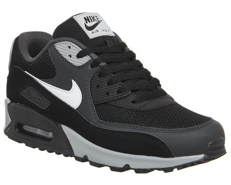 Sepatu Nike Airmax 90 Unisex 01 nike air max 90 black white anthracite wolf grey unisex sports