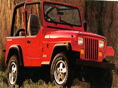 books about how cars work 1995 jeep wrangler spare parts catalogs 1995 jeep wrangler se sport utility 2d used car prices kelley blue book