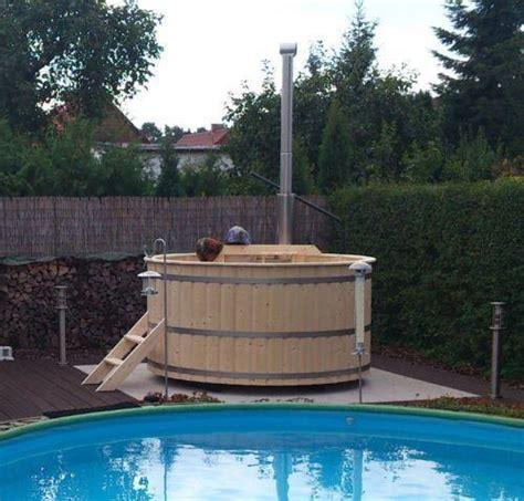 Whirlpool Garten Selber Bauen 548 by Badezuber Sauna Schwimmbad Ebay