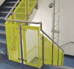 External Handrails For Steps Stairs Balustrades And Handrails M Amp G Olympic Products