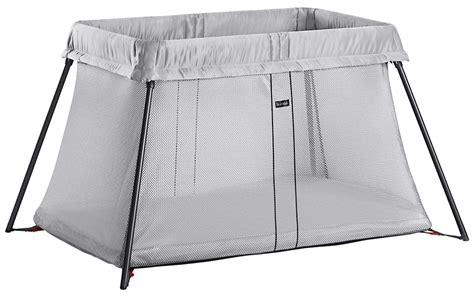 Travel Crib Light by Travel Crib Light At Home Away Babybj 214 Rn