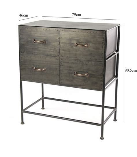 Commode Style Industriel 692 by Commode Style Industriel Vintage Industrial Chest Of