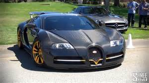Customize Bugatti Mansory Linea Vincero D Oro Custom Carbon Bugatti Veyron
