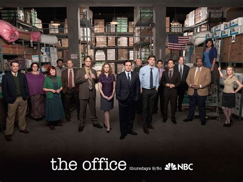 Characters Of The Office office cast 2009 the office wallpaper 4837130 fanpop