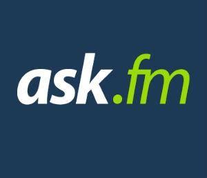 ask fm logo fonts logo 187 ask fm logo font