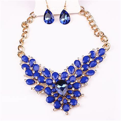 2015 new arrival design fashion jewelry sets for