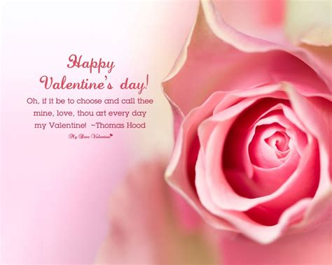 valentines lines touching valentines day messages for you