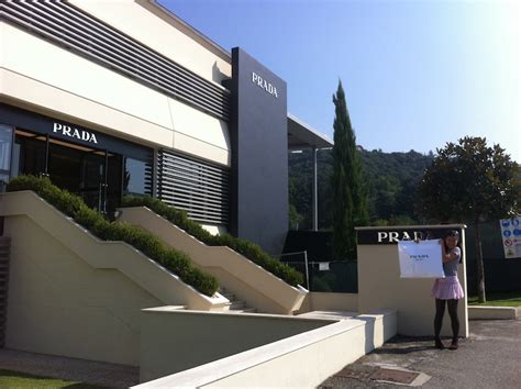 prada outlet near milan