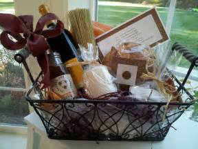 House Warming Gifts by Traditional Housewarming Gift Wine Bread Salt And A