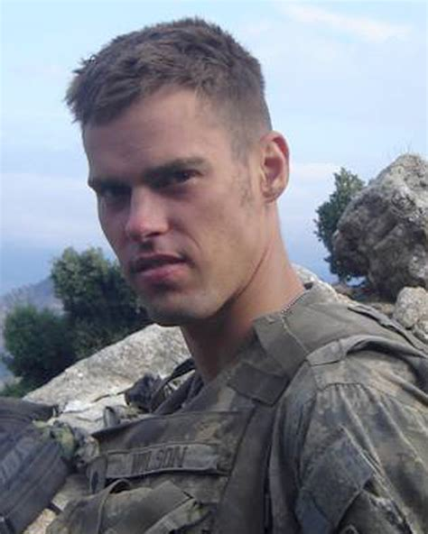 Wilson Army the war fought amid the peaks and valleys of afghanistan leaves 45 from massachusetts dead