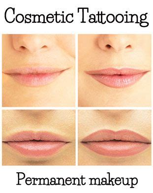 tattooed lip liner tattoos to make your look fuller search