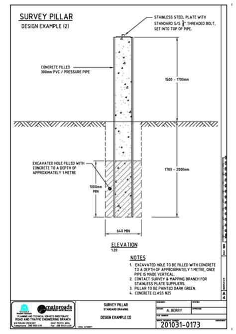 Bench Plaque Survey Pillar Gif