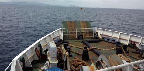 abk tewas tersambar tali tambat kapal yang putus di