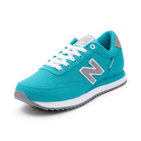 new balance womens athletic shoes womens new balance 501 athletic shoe blue 401528
