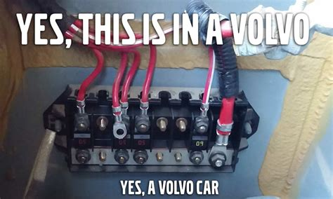 volvo  fuse troubleshooting