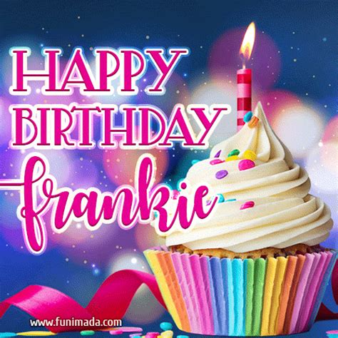 happy birthday frankie lovely animated gif   funimadacom