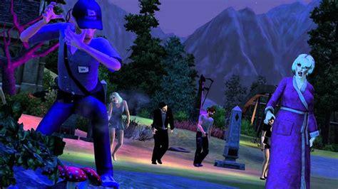 imagenes sobrenaturales los sims 3 criaturas sobrenaturales trailer oficial hd