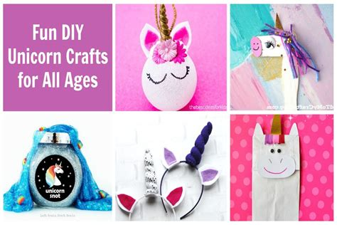 these 21 unicorn diy projects will make all your dreams 10 of the most magical diy unicorn crafts for and adults ruffles and boots