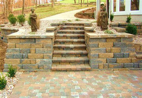 Entryways Walkways Amp Steps Four Seasons Lawn Amp Landscape