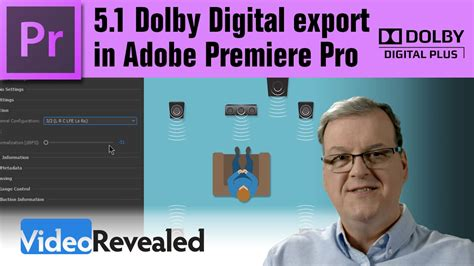 export adobe premiere pro to youtube 5 1 dolby digital export options in adobe premiere pro