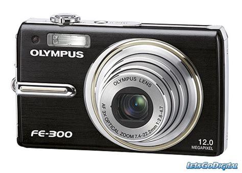 Kamera Olympus Fe 25 Olympus Fe 300 Letsgodigital