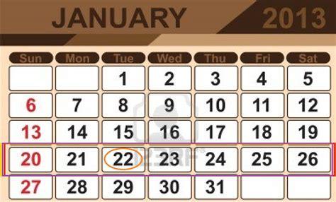 Calendario Q Dia Es Hoy Esto Paso