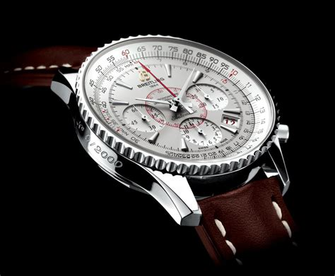 limited edition breitling montbrillant 01 chronograph