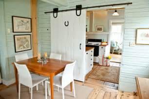 Kitchen To Dining Room Doors Barn Doors Sliding Bedroom With Batten Door Blue