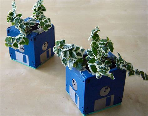 Planters From Recycled Materials by 40 Creative Diy Garden Containers And Planters From