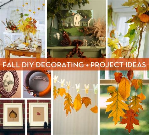 celebrating fall with 10 diy decorating ideas 187 curbly - Fall Diy Decorating Ideas