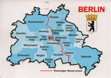 map of germany showing berlin a postcard a day maps on monday germany