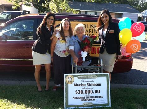 Is The Pch Prize Real - prize patrol winning moment quot it s real quot pch blog
