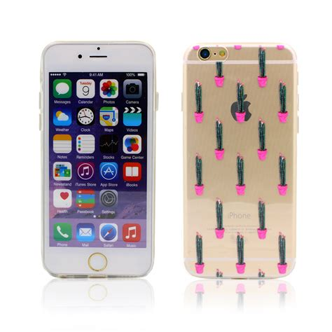 Rilakkuma Softcase Iphone 4 4s 5 5s S4 Limited various cactus type hollow out soft tpu clear for iphone 4 4s 5 5s 6 6plus ebay