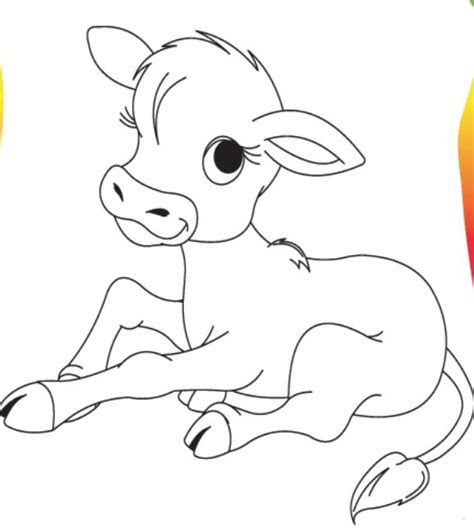 free coloring pages of moses and the golden calf