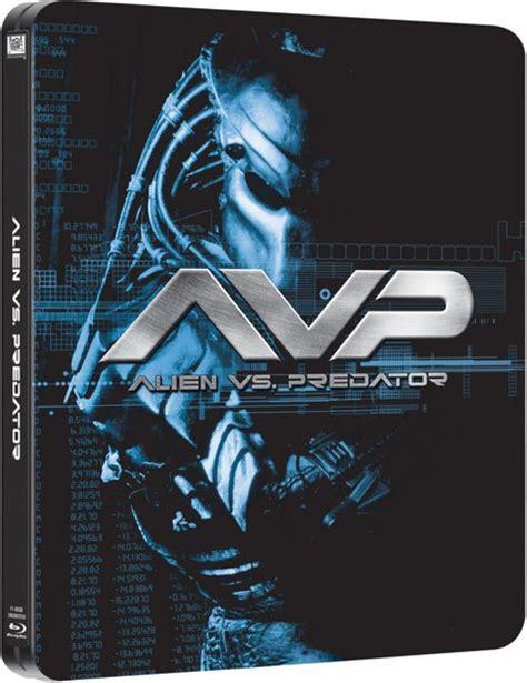 Bluray Ori The Predator vs predator steelbook edition zavvi