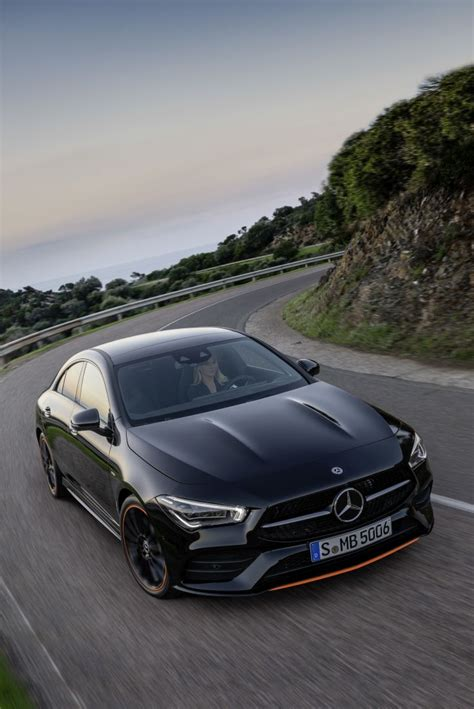 mercedes benz cla coupe  specs