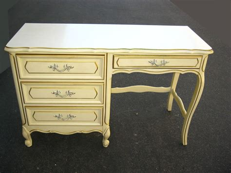 french provincial writing desk vintage french provincial style writing desk mid century