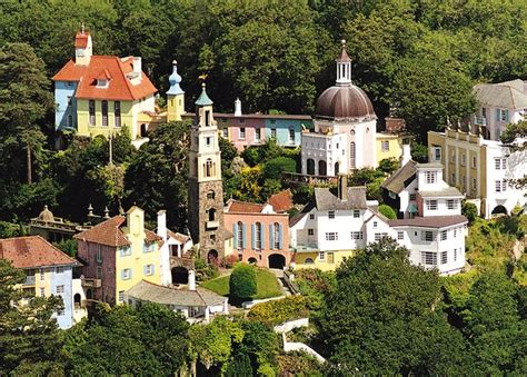 Home Design Story Hack A Weekend In Portmeirion The Travel Hack