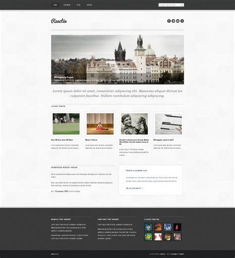 blog theme genesis best third party genesis themes for every wordpress site