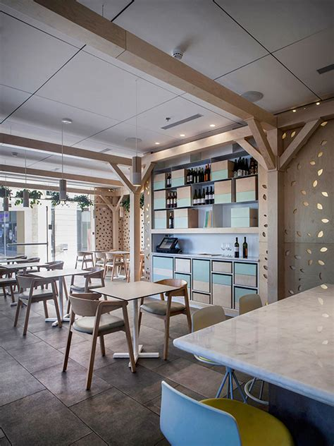 design hub greenhouse cafe greenhouse cafe by roni keren interior design design milk