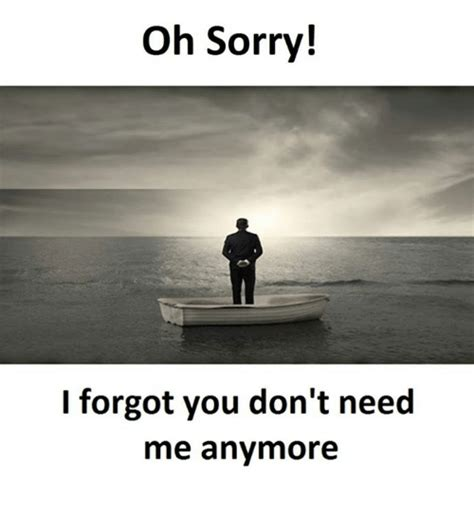 you need me i don need you full version lyrics oh sorry i forgot you don t need me anymore needed me