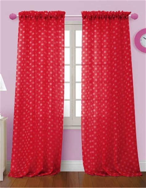 Polka Dot Sheer Curtains Polka Dot Bright Sheer Curtain Sultans Linens Outs All