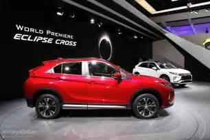 Mitsubishi Eclipse 2018 Mitsubishi Eclipse Cross Looks Even Better Up